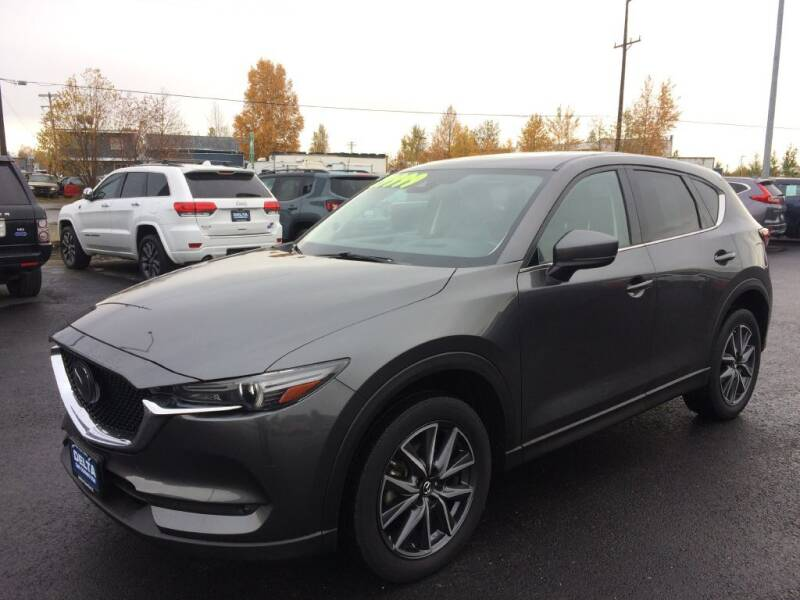 2017 Mazda CX-5 for sale at Delta Car Connection LLC in Anchorage AK
