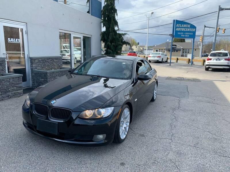 2007 BMW 3 Series for sale at Atlantic AutoCenter in Cranston RI