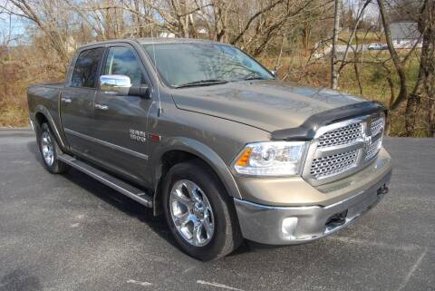 2015 RAM Ram Pickup 1500 for sale at DOE RIVER AUTO SALES in Elizabethton TN