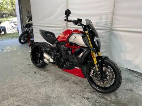 2021 Ducati Diavel 1260 S for sale at Kent Road Motorsports in Cornwall Bridge CT