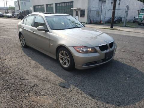 2008 BMW 3 Series for sale at O A Auto Sale in Paterson NJ