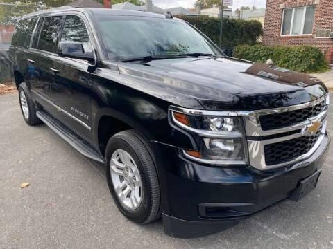 2017 Chevrolet Suburban for sale at GLOBAL MOTOR GROUP in Newark NJ