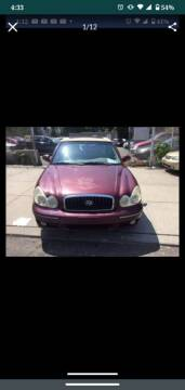 2005 Hyundai Sonata for sale at Brick City Affordable Cars in Newark NJ