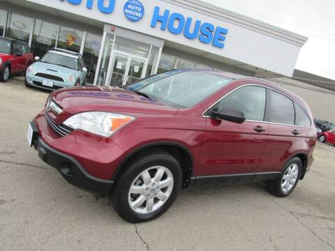 2009 Honda CR-V for sale at Auto House Motors in Downers Grove IL