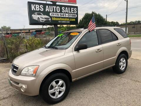 2006 Kia Sorento for sale at KBS Auto Sales in Cincinnati OH