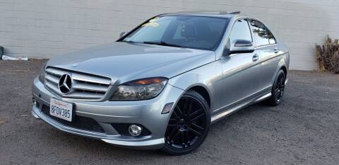 2008 Mercedes-Benz C-Class for sale at Bay Auto Exchange in San Jose CA