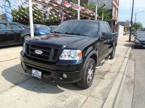 2007 Ford F-150 for sale at CAR CENTER INC in Chicago IL