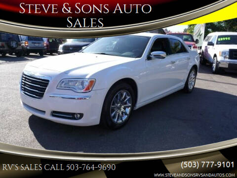 2011 Chrysler 300 for sale at Steve & Sons Auto Sales in Happy Valley OR