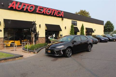 2017 Toyota Corolla for sale at Auto Exotica in Red Bank NJ