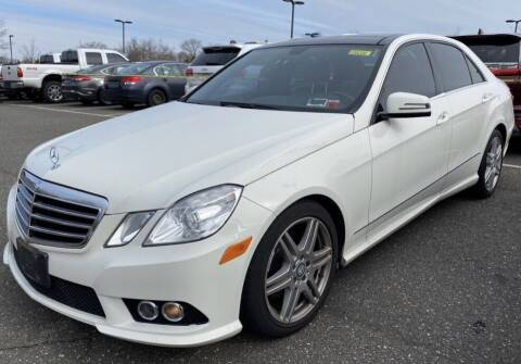2010 Mercedes-Benz E-Class for sale at Primary Motors Inc in Commack NY