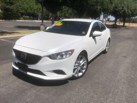 2016 Mazda MAZDA6 for sale at Used Cars Fresno Inc in Fresno CA