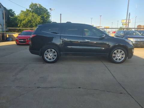 2013 Chevrolet Traverse for sale at Southwest Sports & Imports in Oklahoma City OK