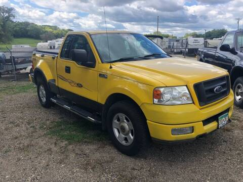 2004 Ford F-150 for sale at Midway Auto Sales in Rochester MN