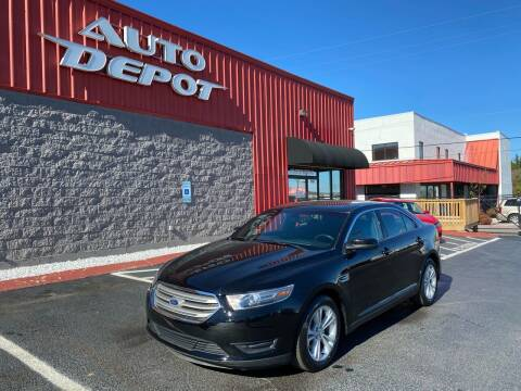 2016 Ford Taurus for sale at Auto Depot of Smyrna in Smyrna TN