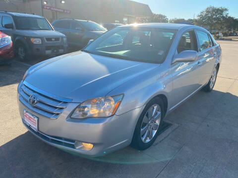 2005 Toyota Avalon for sale at Houston Auto Gallery in Katy TX