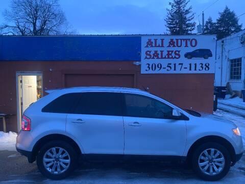 2010 Ford Edge for sale at Ali Auto Sales in Moline IL