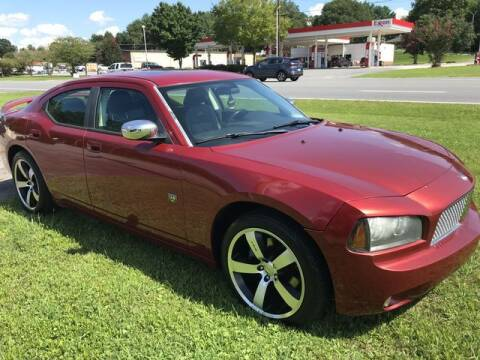 2008 Dodge Charger for sale at Deluxe Auto Group Inc in Conover NC