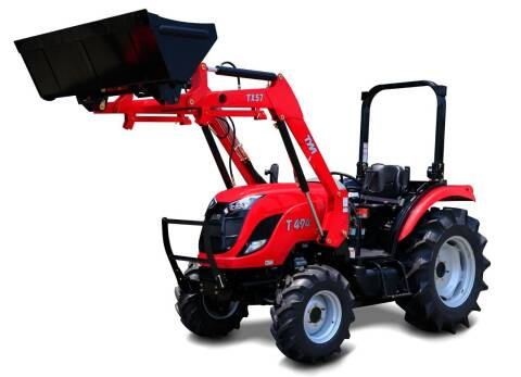 2020 TYM T494 for sale at DirtWorx Equipment - TYM Tractors in Woodland WA