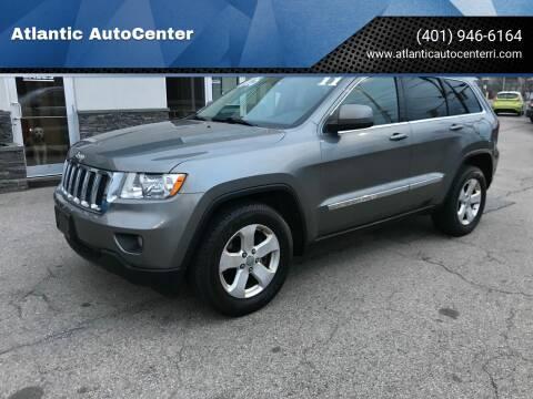 2011 Jeep Grand Cherokee for sale at Atlantic AutoCenter in Cranston RI