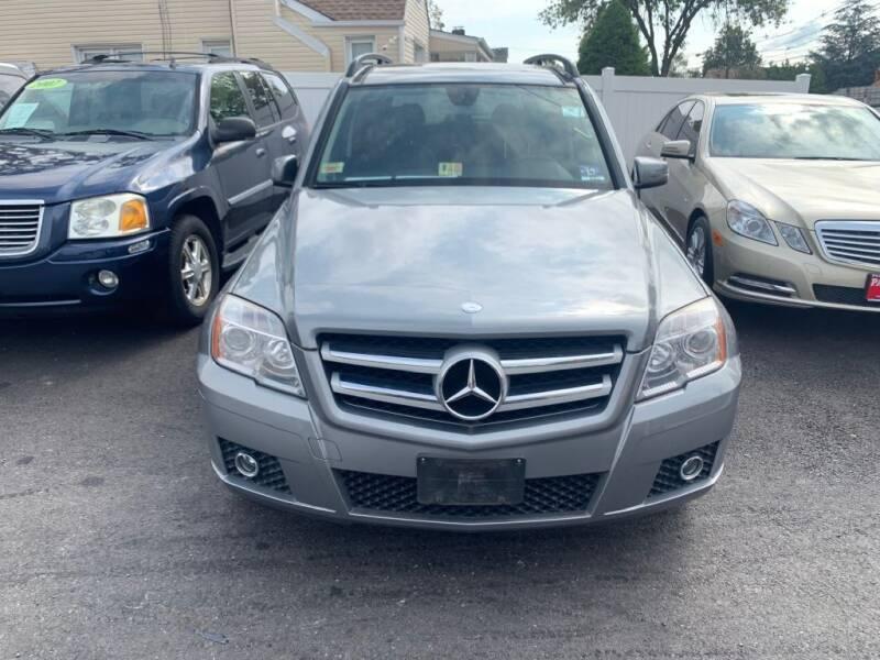 2012 Mercedes-Benz GLK for sale at Park Avenue Auto Lot Inc in Linden NJ