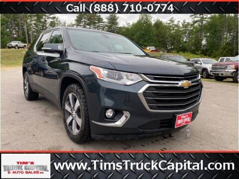 2019 Chevrolet Traverse for sale at TTC AUTO OUTLET/TIM'S TRUCK CAPITAL & AUTO SALES INC ANNEX in Epsom NH