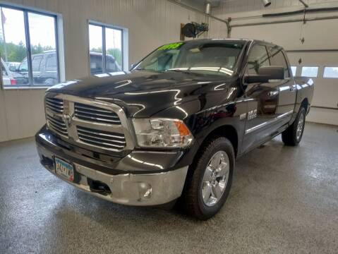 2016 RAM Ram Pickup 1500 for sale at Sand's Auto Sales in Cambridge MN