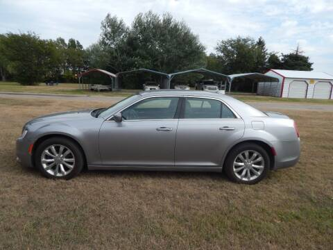 2016 Chrysler 300 for sale at Wheels Unlimited in Smith Center KS