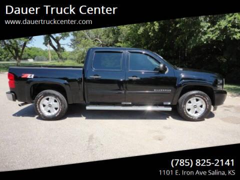 2011 Chevrolet Silverado 1500 for sale at Dauer Truck Center in Salina KS