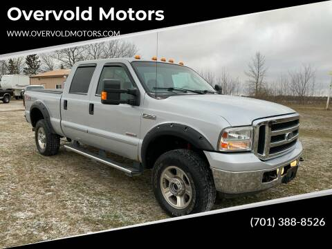 2007 Ford F-350 Super Duty for sale at Overvold Motors in Detriot Lakes MN