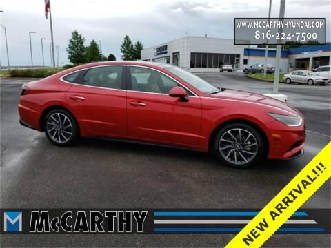 2020 Hyundai Sonata for sale at Mr. KC Cars - McCarthy Hyundai in Blue Springs MO