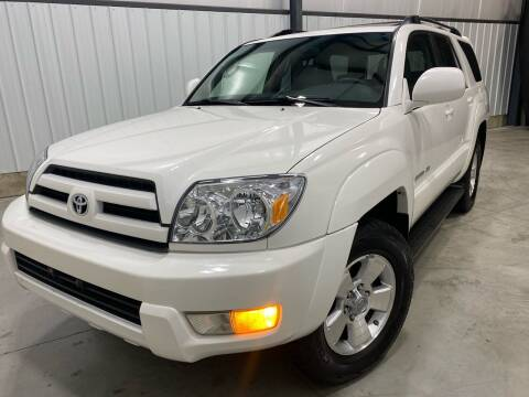 2005 Toyota 4Runner for sale at EUROPEAN AUTOHAUS, LLC in Holland MI