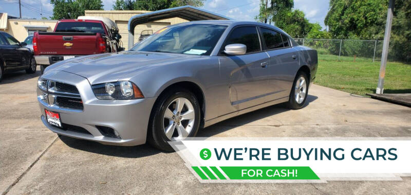 2014 Dodge Charger for sale at Schaefers Auto Sales in Victoria TX