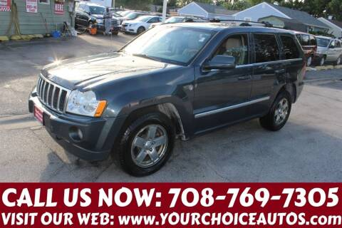 2007 Jeep Grand Cherokee for sale at Your Choice Autos in Posen IL