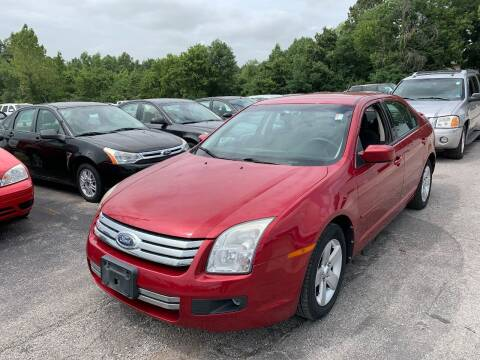 2009 Ford Fusion for sale at Best Buy Auto Sales in Murphysboro IL