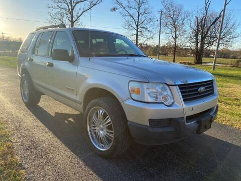 2006 Ford Explorer for sale at Champion Motorcars in Springdale AR