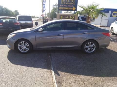 2011 Hyundai Sonata for sale at 1ST AUTO & MARINE in Apache Junction AZ