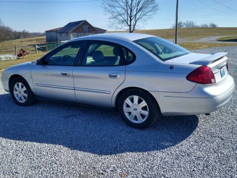2003 Ford Taurus for sale at Dealz on Wheelz in Ewing KY