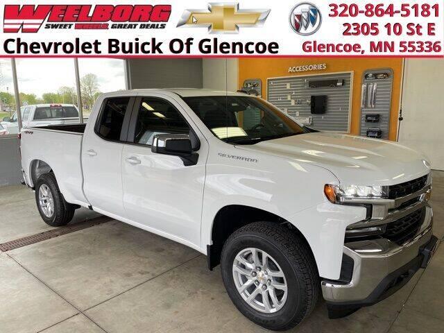 2021 Chevrolet Silverado 1500 for sale in Glencoe, MN