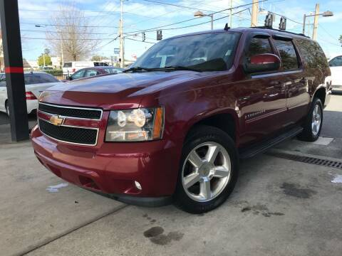 2007 Chevrolet Suburban for sale at Michael's Imports in Tallahassee FL