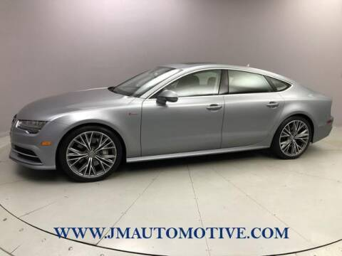 2016 Audi A7 for sale at J & M Automotive in Naugatuck CT