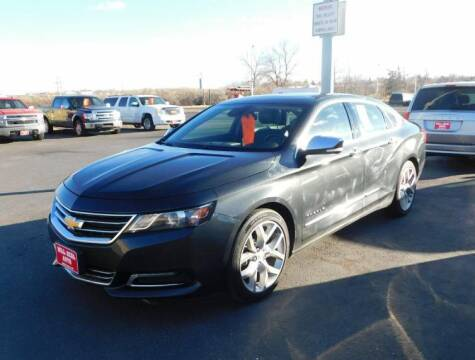 2014 Chevrolet Impala for sale at Will Deal Auto & Rv Sales in Great Falls MT