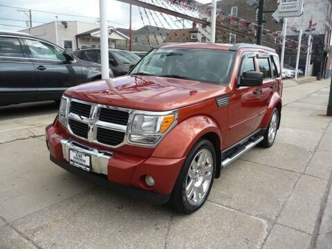 2009 Dodge Nitro for sale at CAR CENTER INC in Chicago IL
