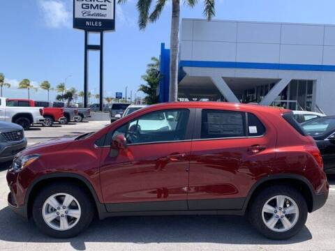 2021 Chevrolet Trax for sale at Niles Sales and Service in Key West FL