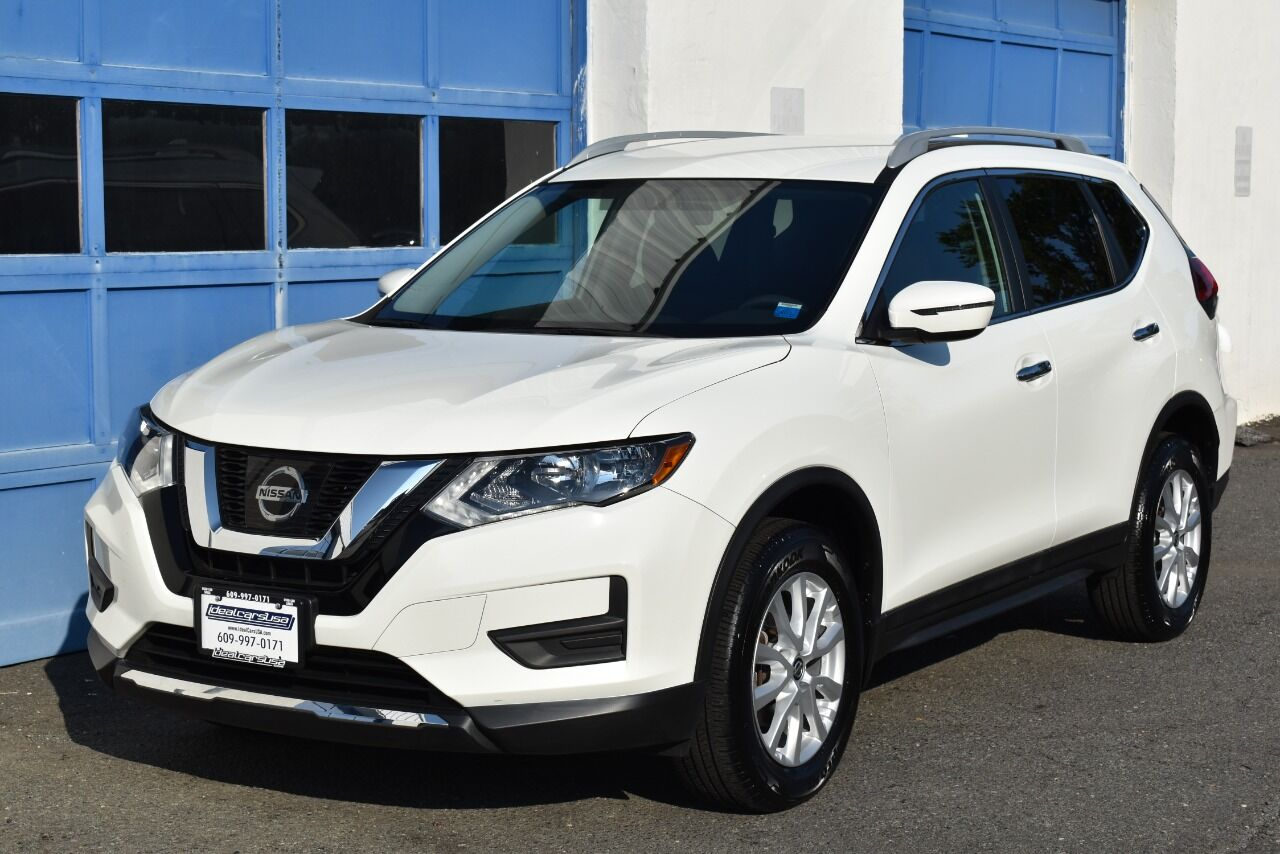 2017 Nissan Rogue SV AWD 4dr Crossover