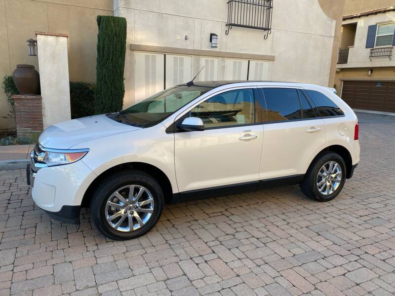 2013 Ford Edge for sale at California Motor Cars in Covina CA