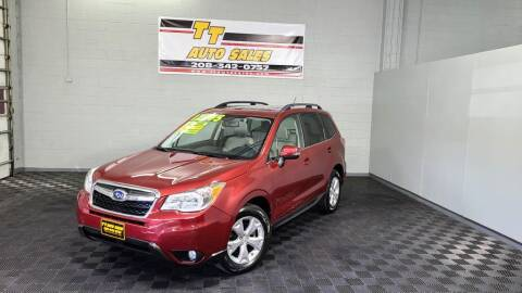 2014 Subaru Forester for sale at TT Auto Sales LLC. in Boise ID