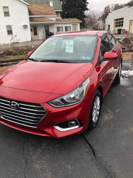 2020 Hyundai Accent for sale at Red Top Auto Sales in Scranton PA