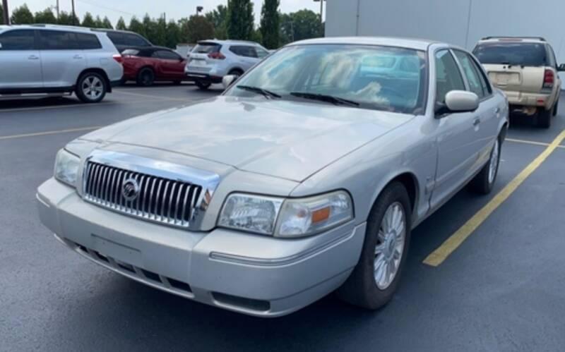 2011 Mercury Grand Marquis for sale at DON BAILEY AUTO SALES in Phenix City AL