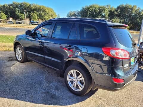 2010 Hyundai Santa Fe for sale at COLLECTABLE-CARS LLC in Nacogdoches TX
