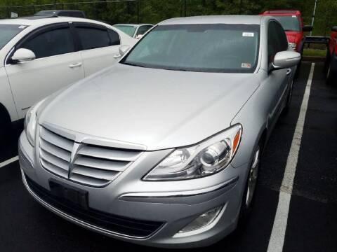 2013 Hyundai Genesis for sale at Glory Auto Sales LTD in Reynoldsburg OH